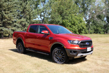 2019 Ford Ranger Lariat Chrome