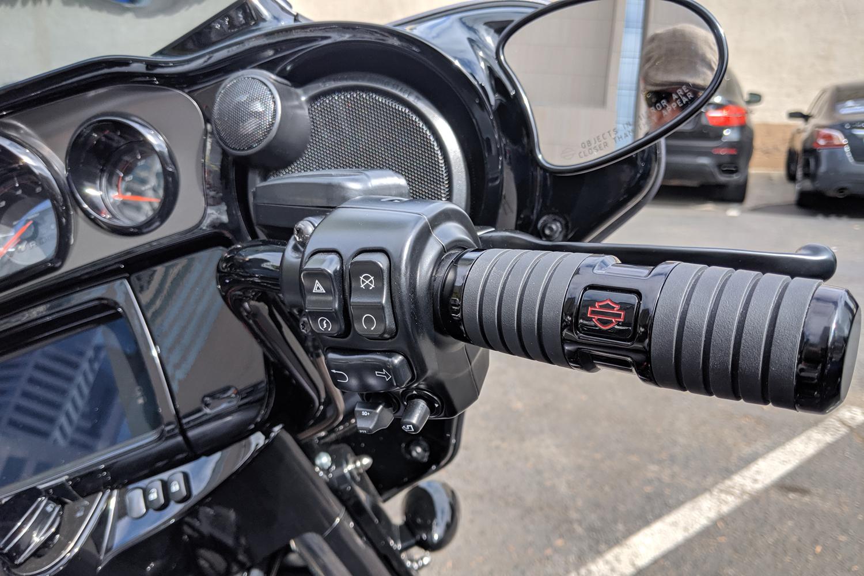 First Ride 2020 Harley Davidson Cvo Street Glide Vicarous