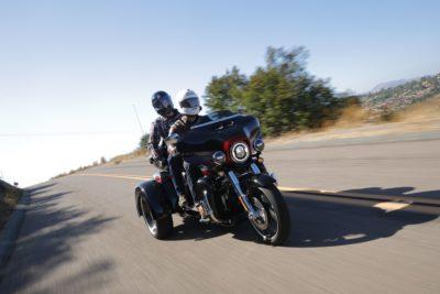 2019 Harley-Davidson CVO Tri-Glide
