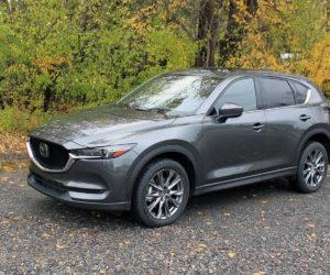 2019 Mazda CX-5D Signature