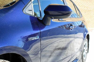 2020 Toyota Corolla Hybrid Premium