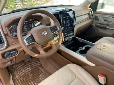 2020 Ram 1500 Laramie Crew Cab 4x4