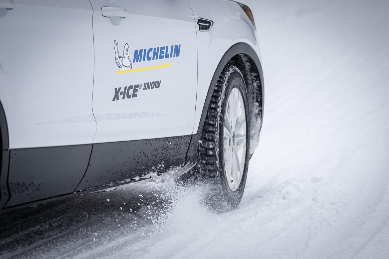 Michelin X-Ice SNOW Tire