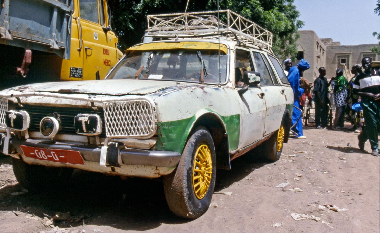A Burundi Taxi
