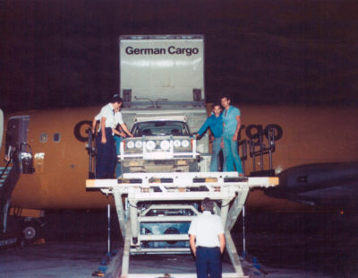 Offloading in Greece