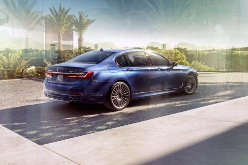 2020 BMW Alpina B7