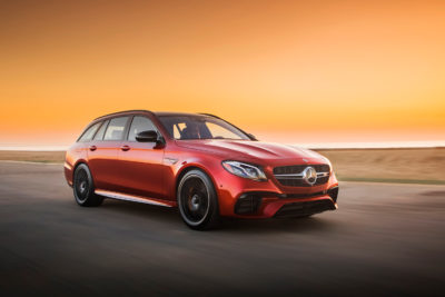 2020 Mercedes-AMG E63 S 4Matic+ Wagon