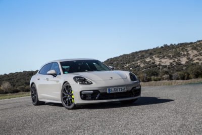 2020 Porsche Panamera Turbo S E-Hybrid Sport Turismo