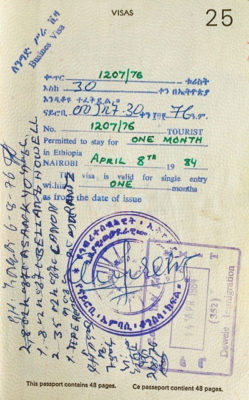One more passport stamp