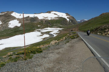Riding The Beartooth Pass