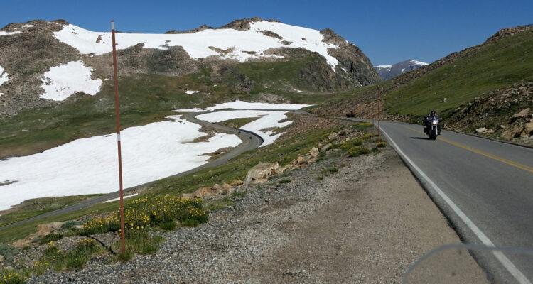 Riding The Beartooth Pass