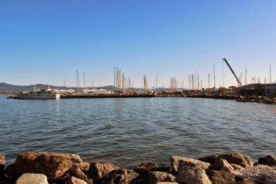 Saint-Tropez France Marina