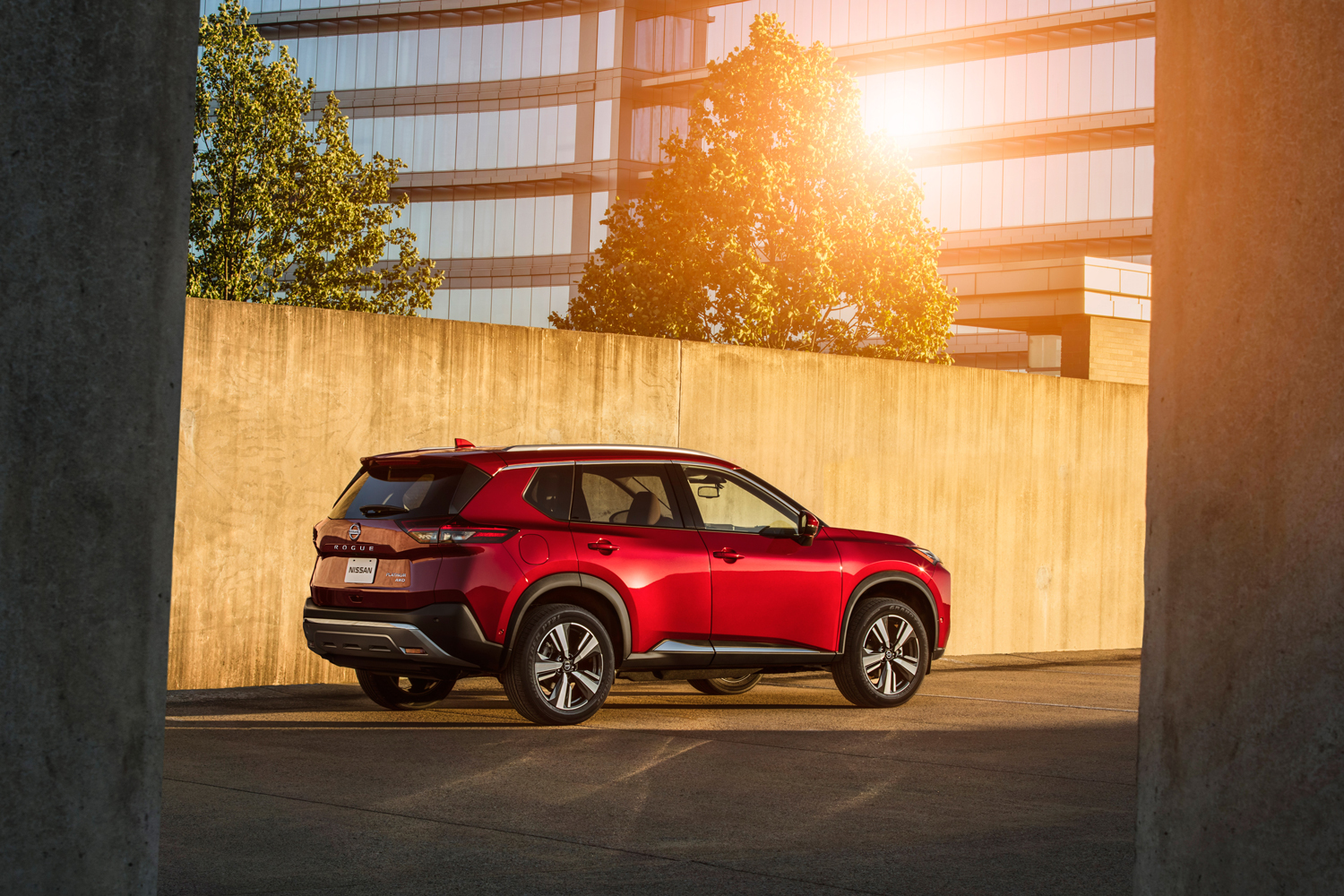 the 2021 nissan rogue debuts | vicarous magazine