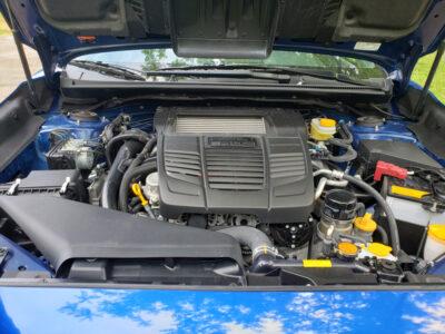 2020 Subaru WRX Sport-tech RS-engine