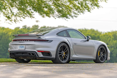 First Drive 2021 Porsche 911 Turbo S Vicarous Magazine