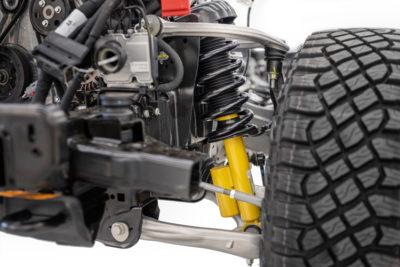 2021 Ford Bronco shocks