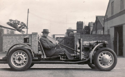 HFS Morgan-in-4-4-experimental-chassis