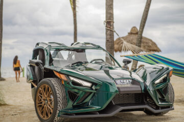 Polaris Slingshot Grand Touring LE-front
