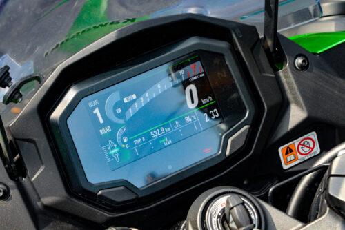 2020 Kawasaki Ninja 1000SX