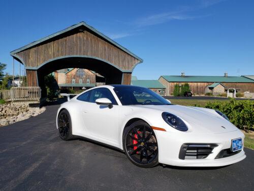 2020 Porsche 911 S