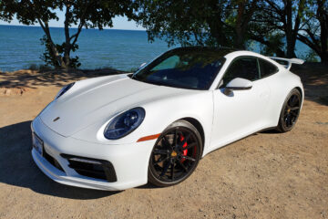 2020 Porsche Carrera 911 S
