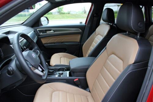 2020 Volkswagen Atlas Cross Sport Execline