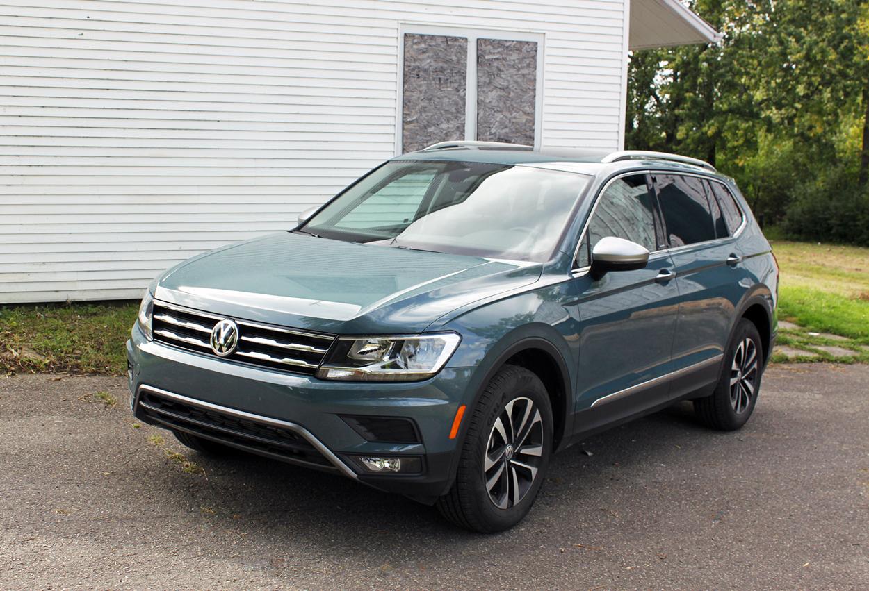 2020 Volkswagen Tiguan IQ.Drive