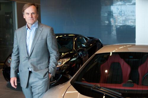 Chris Pfaff President and CEO