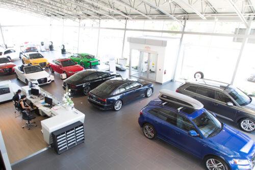 Pfaff Audi Vaughan