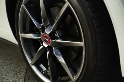 100th Anniversary Edition MX-5 wheels