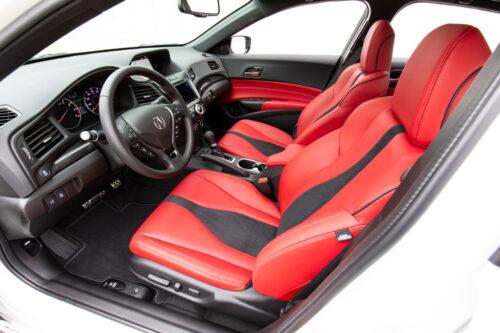 2020 Acura ILX A-Spec
