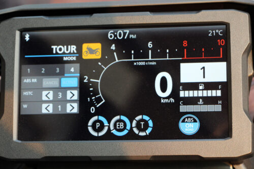 2020 Honda Africa Twin 1100-3