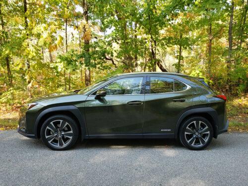 2020 Lexus UX250h AWD