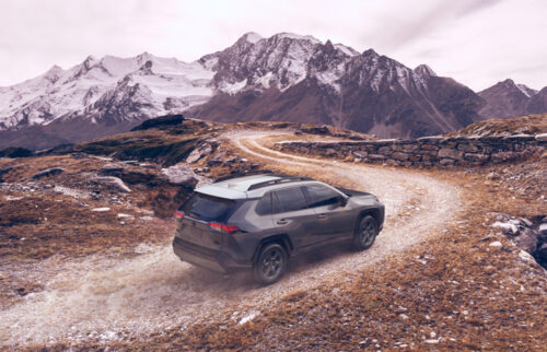 2020 Toyota RAV4 Trail AWD TRD Off Road-2