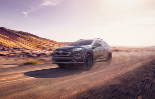 2020 Toyota RAV4 Trail AWD TRD Off Road-3