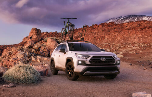 2020 Toyota RAV4 Trail AWD TRD Off Road