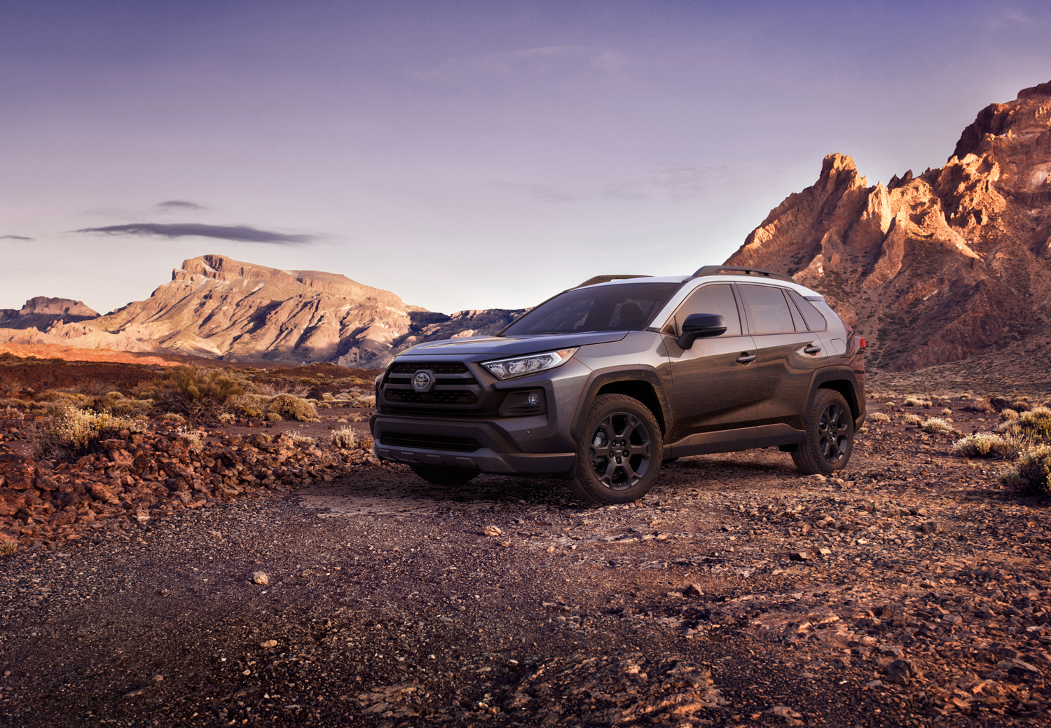2020 Toyota RAV4 Trail AWD TRD Off Road-1
