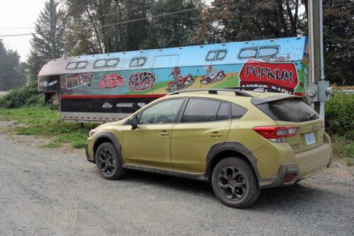2021 Subaru Crosstrek-
