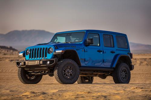 2021 Jeep Wrangler Rubicon 392-4