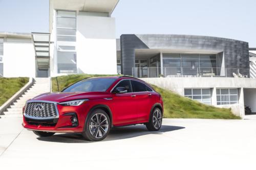 All-new 2022 QX55 AWD