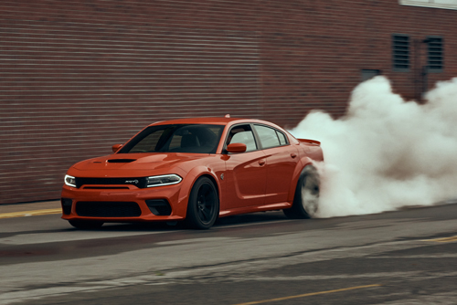 2021-Dodge-Charger-Hellcat-Widebody-Burnout