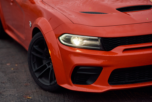 2021 Dodge Charger Hellcat Widebody