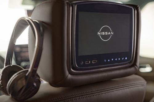 New Nissan Armada debuts
