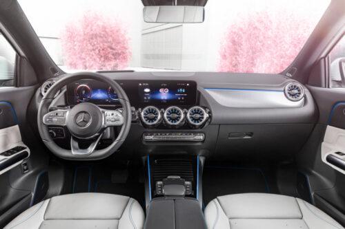 New Mercedes-Benz EQA250 Debuts-3