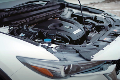 2020-Mazda-CX-5-100th-Ann-engine