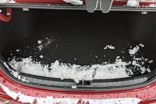 2021 Kia K5 GT-Line trunk