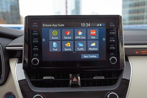 2021-Corolla-Hybrid-infotainment