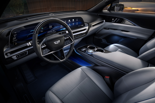 2023-Cadillac-LYRIQ-interior