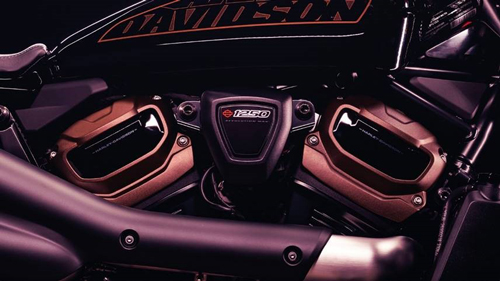 Harley-Davidson-prototype