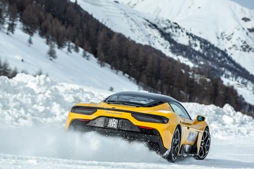 Maserati-MC20-Cold-Test-Livigno-2